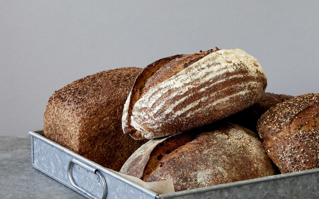 Einkorn & Whey Sourdough